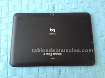 Vendo tablets bq edison 1 y 2