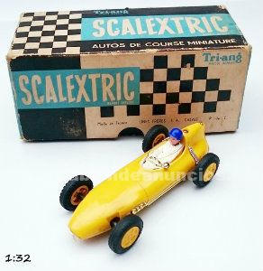 Made in france - triang scalextric lotus cmc 54