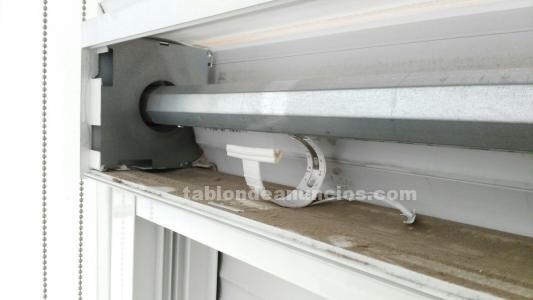 Se arreglan persianas de viviendas