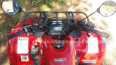 Yamaha grizzly 660 yfm