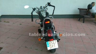 Vendo moto: meco california