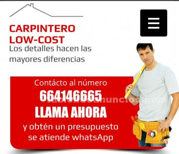 Carpintero low cost