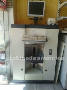 Maquina tintometrica 16 canister tinte universales