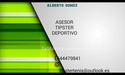 Tipster deportivo