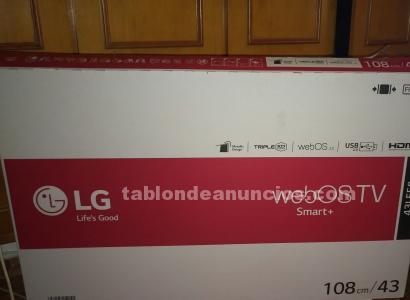 TV LED FULL HD LG 43 SMART TV WEB OS 2.0