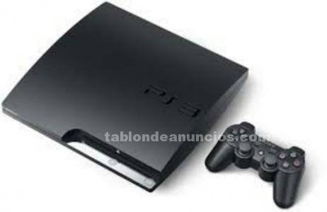 Se vende ps3 320 gb