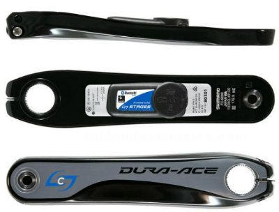 Stages power meter shimano dura-ace 9000