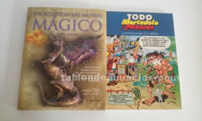 LIBRO MAGICO   MORTADELO AMP;AMP;FILEMON