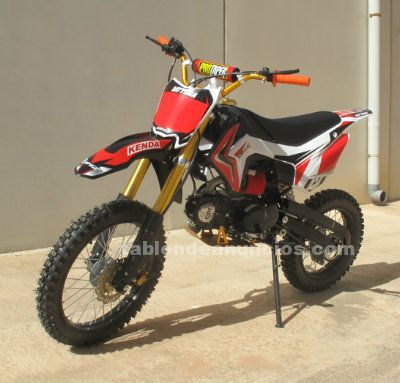 Pit bike 125cc v-one xl dhz daytona