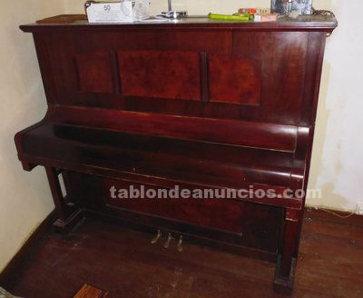 Vendo piano antiguo chiappo arietti