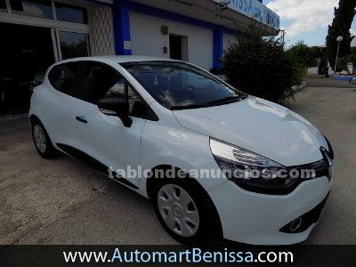Renault clio dci - 2013 - diesel - historial completo - profesional