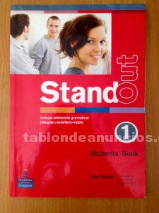 STAND OUT 1 STUDENT BOOK WORKBOOK 1º BACHILLERATO