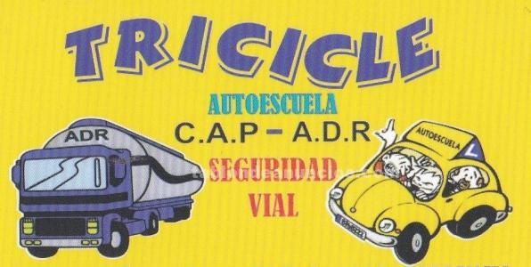 Autoescuela tricicle
