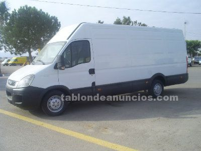 IVECO DAILY 35S14 FU, IVECO DAILY 35S14 FURGON EXTRA LARGO.