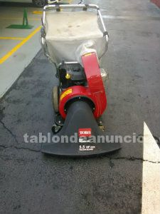 Aspiradora industrial toro self propelled 5.5 hp vacuum blower