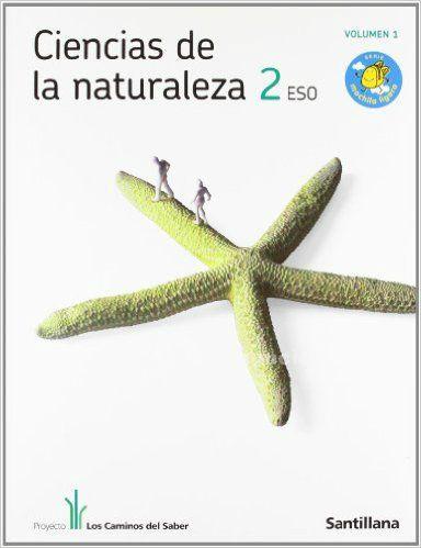 Libros de texto 2 eso cc naturaleza