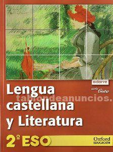 LIBROS DE TEXTO 2 ESO LENGUA