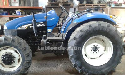 Tractor new holland - td85d