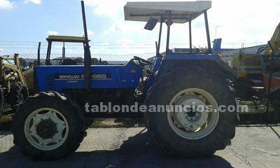 Tractor new holland 80-66s