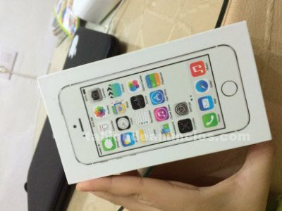 Vendo iphone 5s 16 gb libre