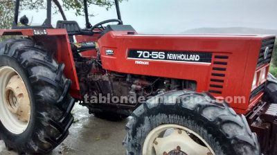 New holland 7056