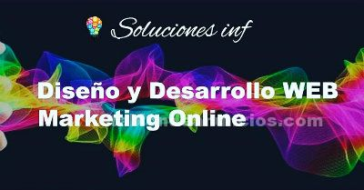 Diseño web y marketing digital