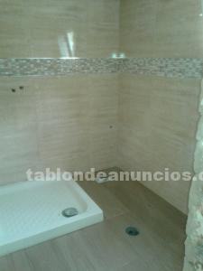 Reforma integral piso baño y cocina