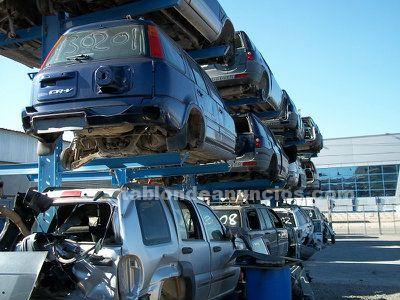 Centro de reciclaje de vehiculos (desguace)