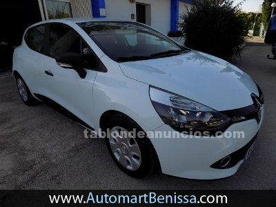 Renault clio dci - 2013 - diesel, 1500 cc - historial completo - profesional