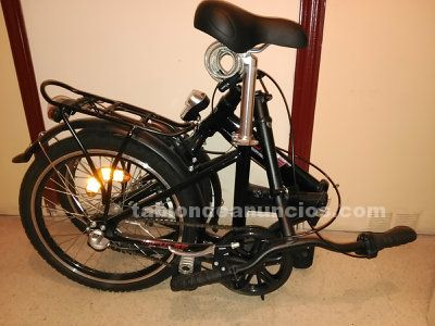 Bicicleta plegable dhs impulse
