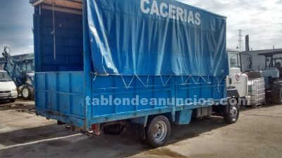 Camion nissan intercooler eco-t.100