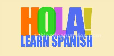 Private spanish classes, 15€/hora