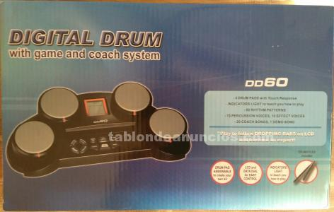 Digital drum dd60 (medeli)