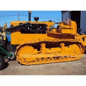 BULLDOZER CATERPILLAR D6E