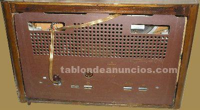 Radio antigua siemens super h 64