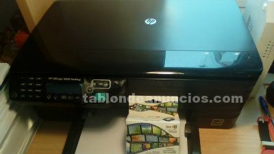 Vendo impresora hp 4500 office desktop