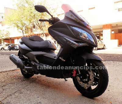 Kymco xciting r-500-abs