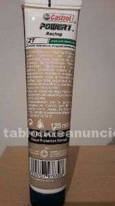 ACEITE CASTROL POWER1 RACING 2T 125ML (PACK 10 TUBOS)