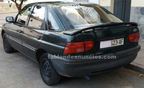 Vendo fort escort.