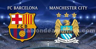 Bar�a barceona- manchester city