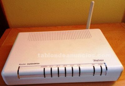 Router adsl movistar  comtrend ct-5361