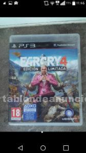 Far cry 4 edición limitada ps3