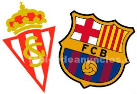 Real sporting vs fc barcelona