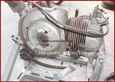 MOTOR DE VESPA 125 N DEL 56