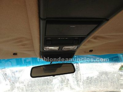Luz interior del jeep grand cherokee
