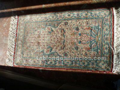 3 piezas 2 jereques turcos de oración hechos a mano  seda con seda por 7700€
