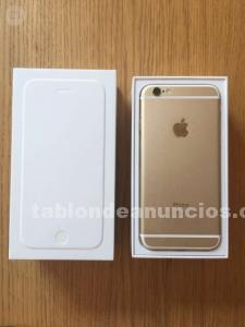 Iphon color oro