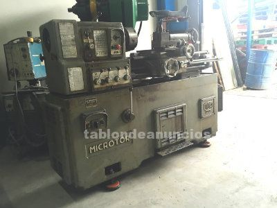 Torno paralelo microtor d 330 np