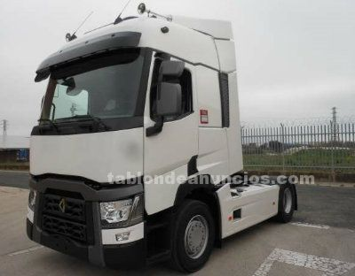Renault t480 - leasing 1, 25+euribor a 7años