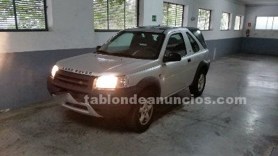 Vendo land rover 1.8 4x4 2002 150000km